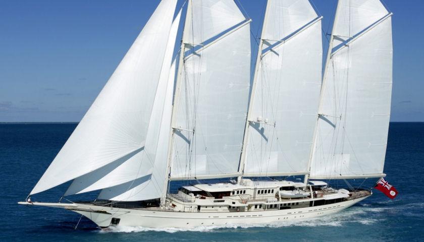 Athena superyacht