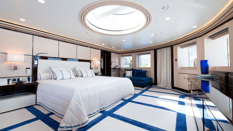 Axioma yacht master suite
