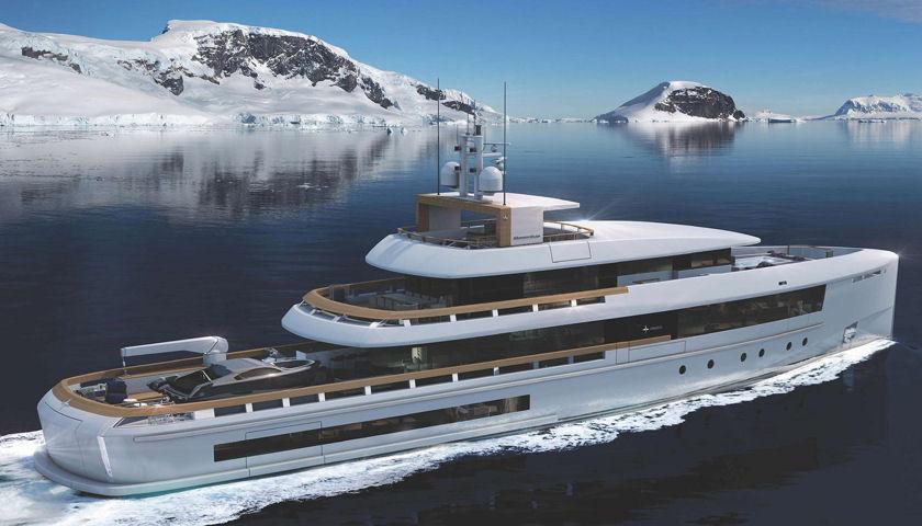Project Momentum Explorer Yacht