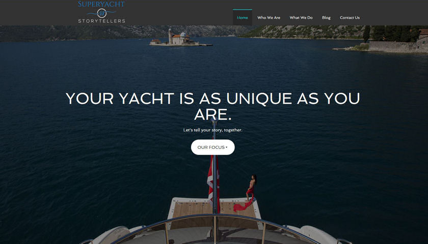 Superyacht Storytellers