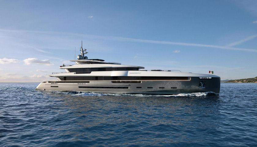 M57 Eidos yacht