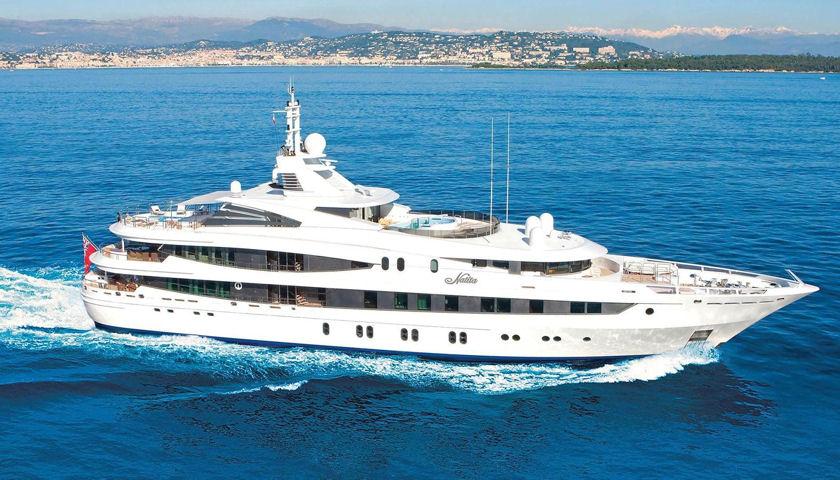 Natita yacht