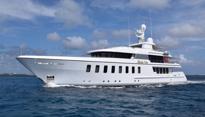 BELLA VITA superyacht