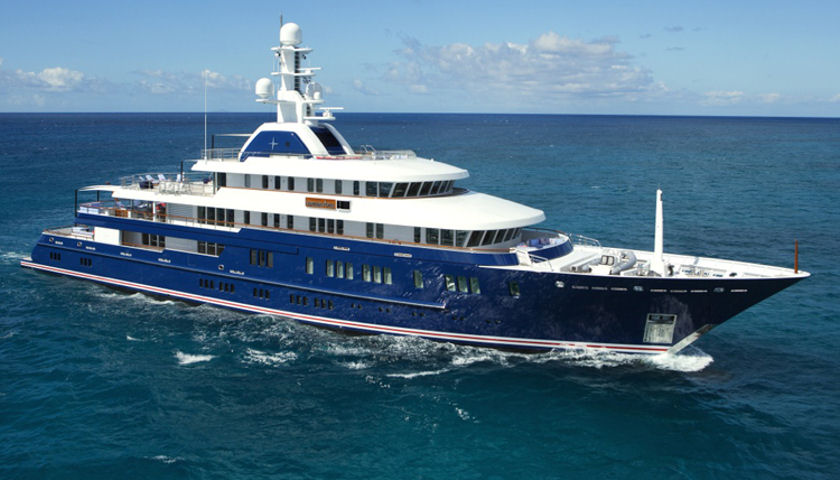 Northern Star superyacht