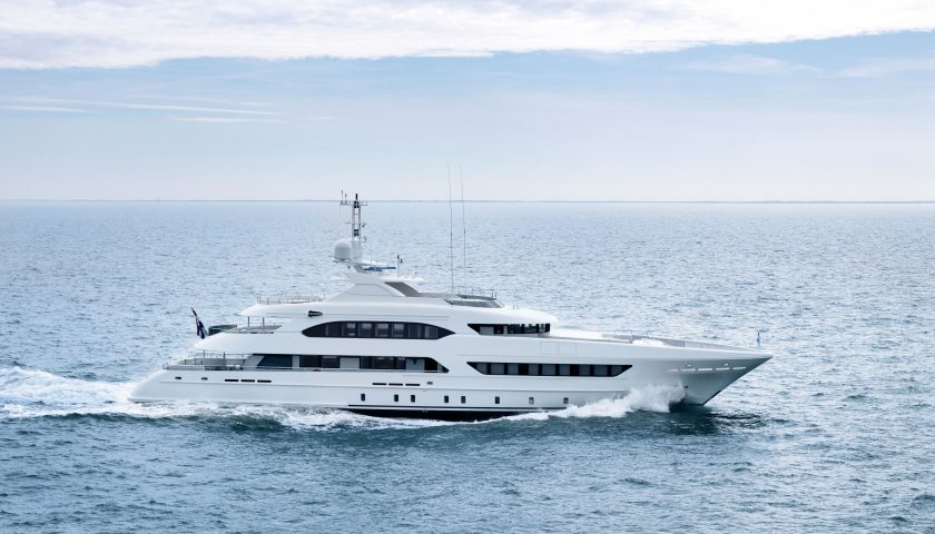 Heesen Project Ruya superyacht