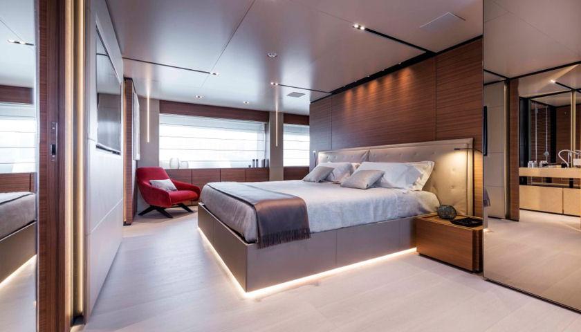 Navetta 33 master suite