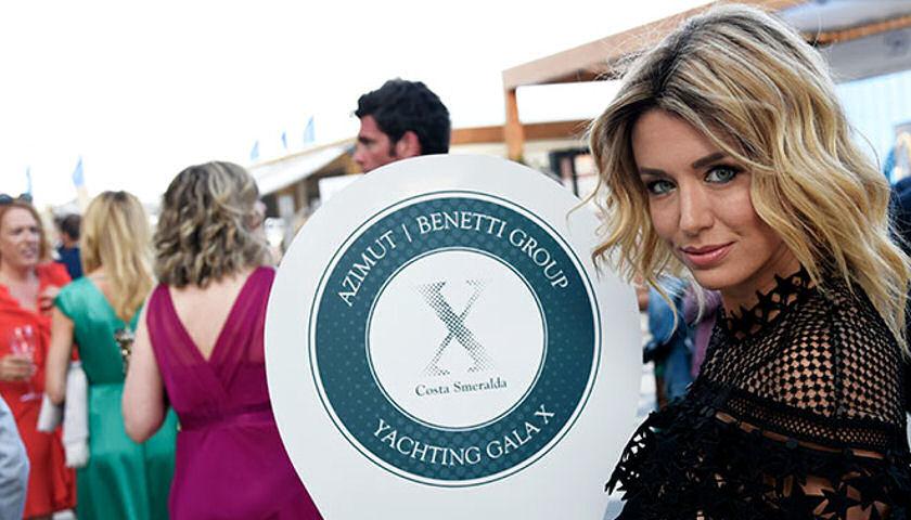 10th Azimut Benetti Yachting Gala Elena Barolo