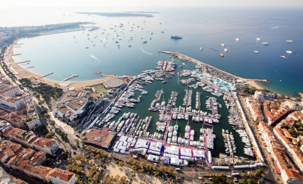 Cannes Yachting Festival 40th Anniversary this September