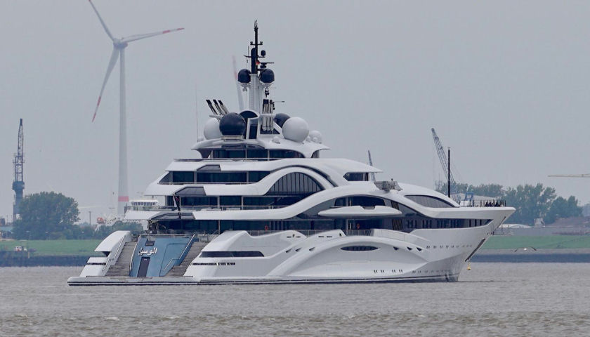 Lurssen Project Jupiter superyacht