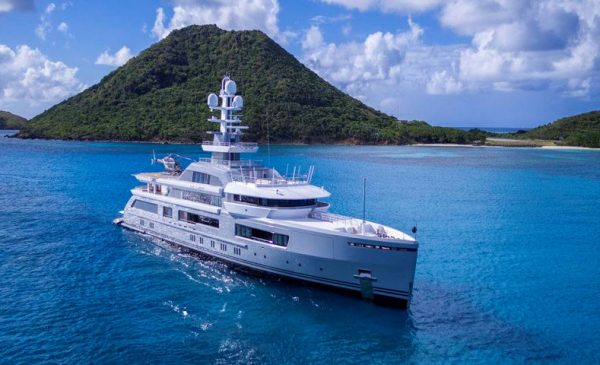 10 New Superyachts Available for the 2017 Charter Season