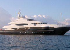 131′ (40m) Superyacht SERENITY II for Sale, EUR 8,9 Million