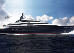 456-foot Lürssen 'Project Redwood' to be One of World's Largest Superyachts