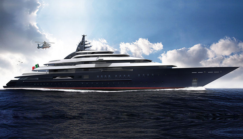 Lurssen Project Redwood