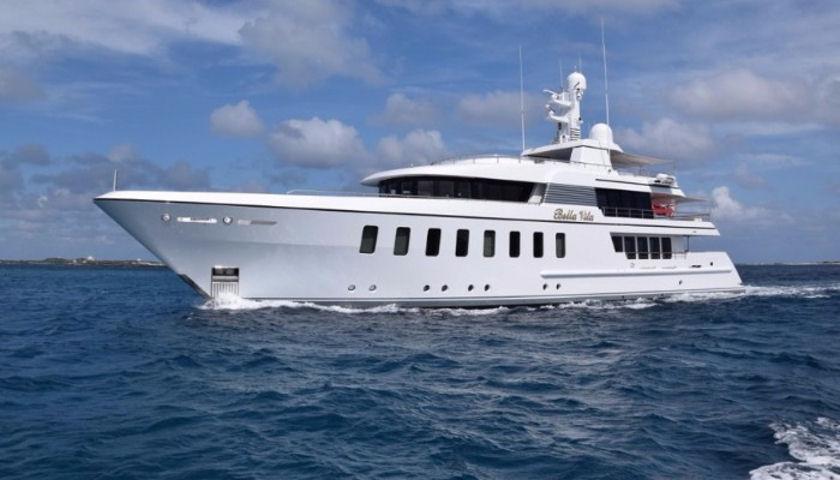 BellaVita superyacht