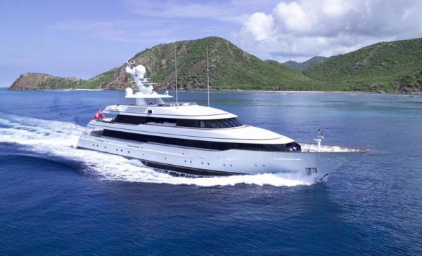 182′ Feadship Superyacht MADSUMMER On Display At Monaco Yacht Show