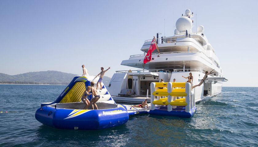 Yacht toys