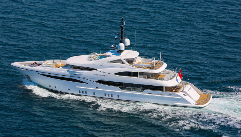 Bilgin Yachts Nerissa