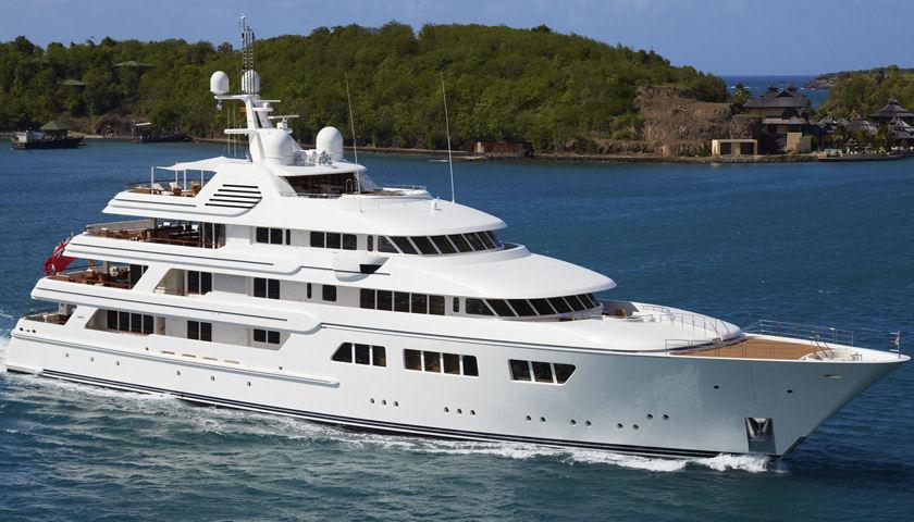 Camper & Nicholsons yacht