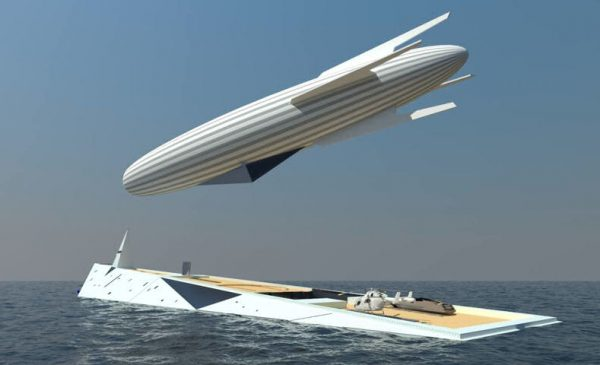 Dare to Dream Superyacht Project