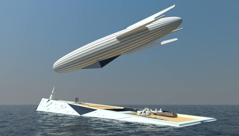 Dare To Dream Superyacht