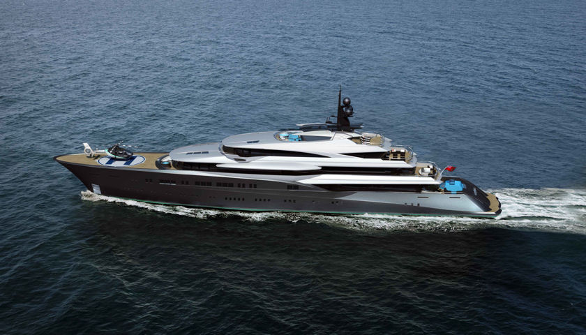 Oceanco Lumen superyacht