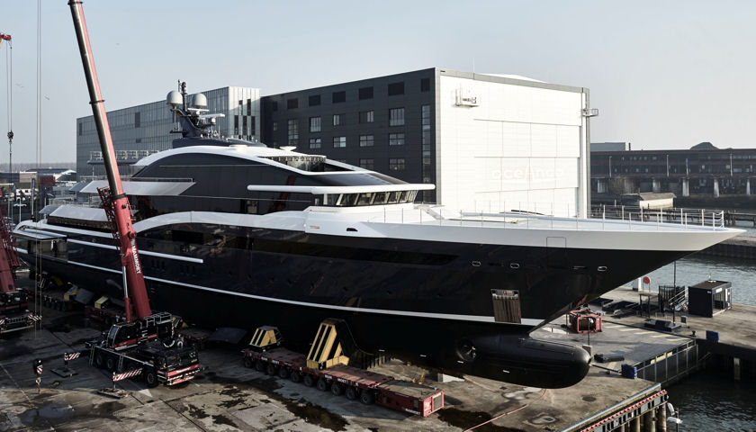 Oceanco Project Shark