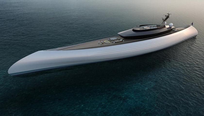 Tuhura concept by Oceanco