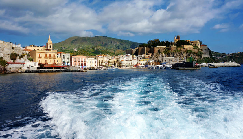 Aeolian Islands yachting