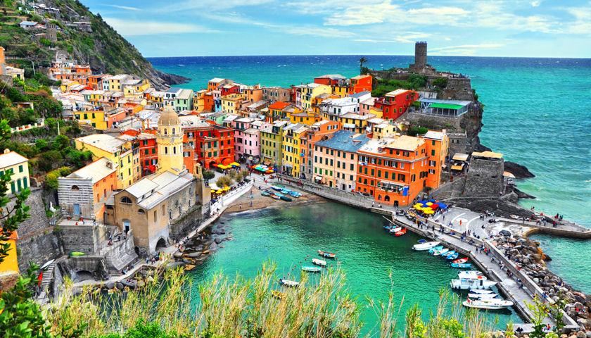 Italian Riviera yachting