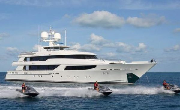 Cruise New England this Summer on HOSPITALITY – 164'/50m Westport Superyacht