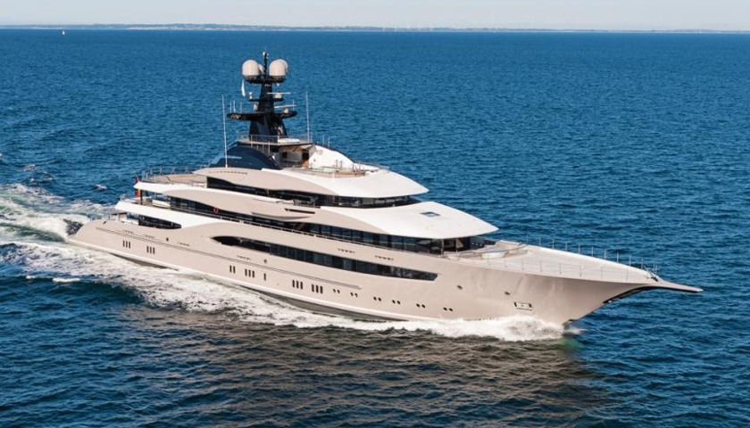 Kismet superyacht