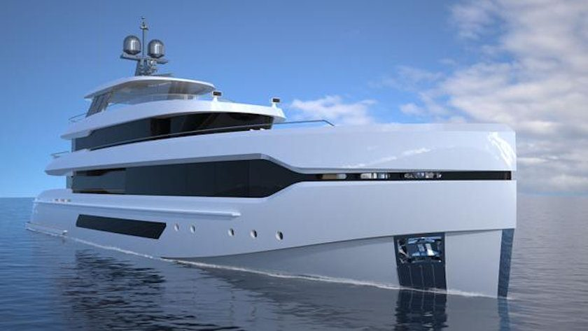 E39 concept superyacht