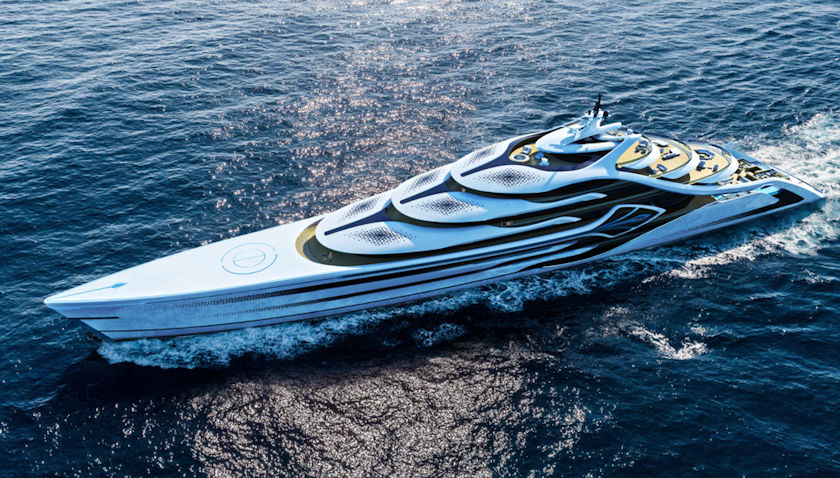Acionna Superyacht