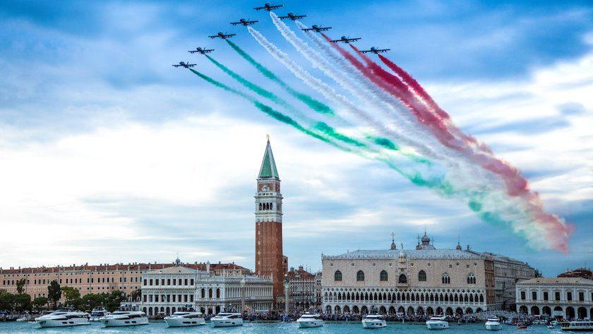 Ferretti Yachts 50th Venice