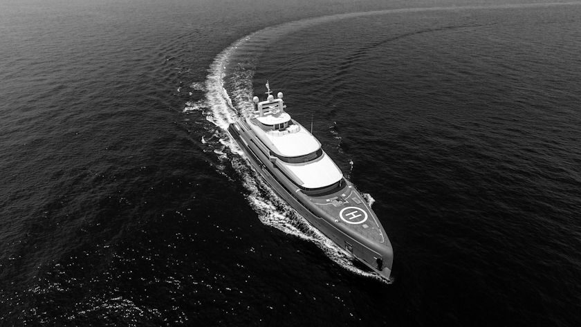 M/Y ILLUSION PLUS