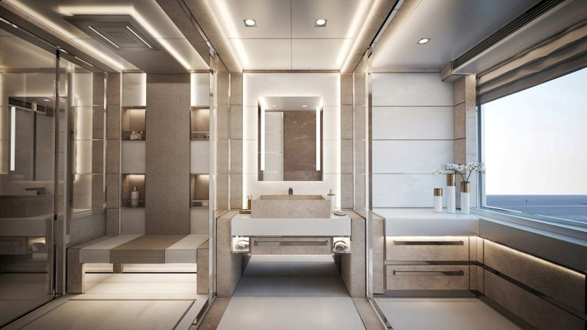Mengi Yay Project Virtus master bath
