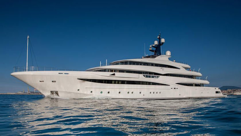 Cloud 9 superyacht