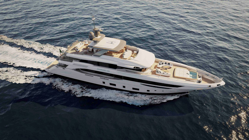 Benetti Diamond 145'