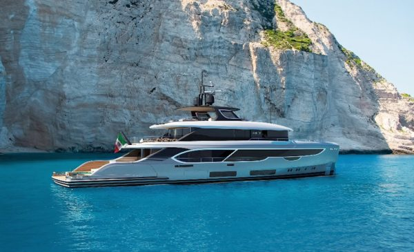 Benetti Unveils New Yachts at the Cannes Yachting Festival 2018