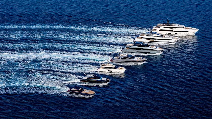 Ferretti Flotta Cannes Yachting Festival 2018