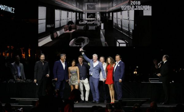 Pearl Yachts Wins 'Best Layout' Award at Cannes Yachting Festival