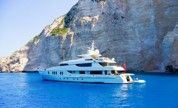 Superyachts on a Shoestring?