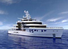 Nobiskrug Unveils 80m/262ft Artefact Superyacht Concept