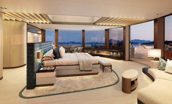 Benetti Unveils More Details of BNow Concept at the Monaco Yacht Show 2018