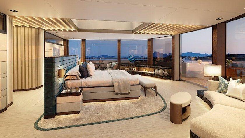 BNow68 yacht interior