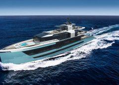 Sarp Unveils Its Flagship XSR 155 Superyacht Design