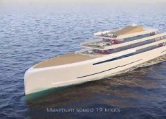The Invisible £200m Mirage Superyacht Concept