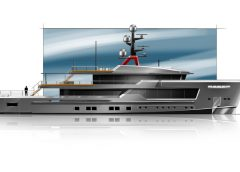 AlfaRosso – An Exciting New Explorer Yacht from CRN