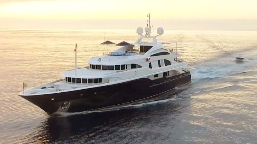 LADY MICHELLE superyacht