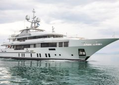 Benetti Delivers 49m/160ft Superyacht Elaldrea+